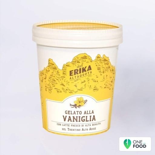 Vanille Eisbecher Altaquota